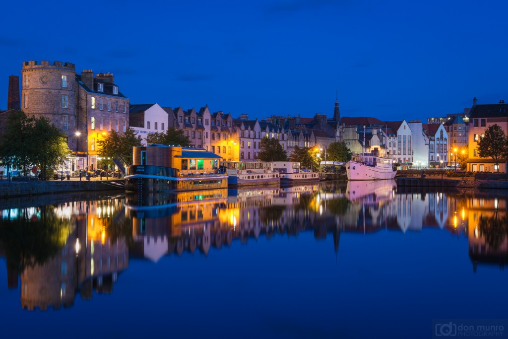 The Shore at Leith.