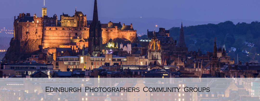 Edinburgh Photographers Community Groups