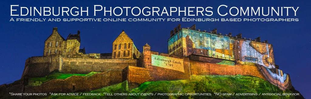 Edinburgh Photographers Community.