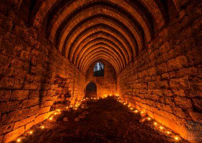 Goblin Ha' (Goblin Hall) Yester Castle
