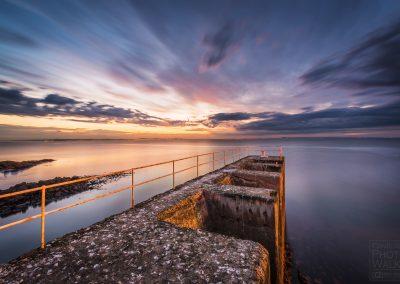Port Seton sunset