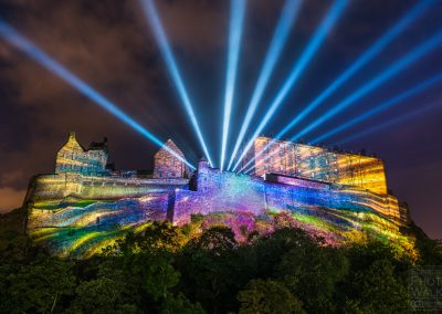 Start of The Edinburgh International Festival