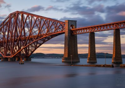 The Forth Bridge - long exposure