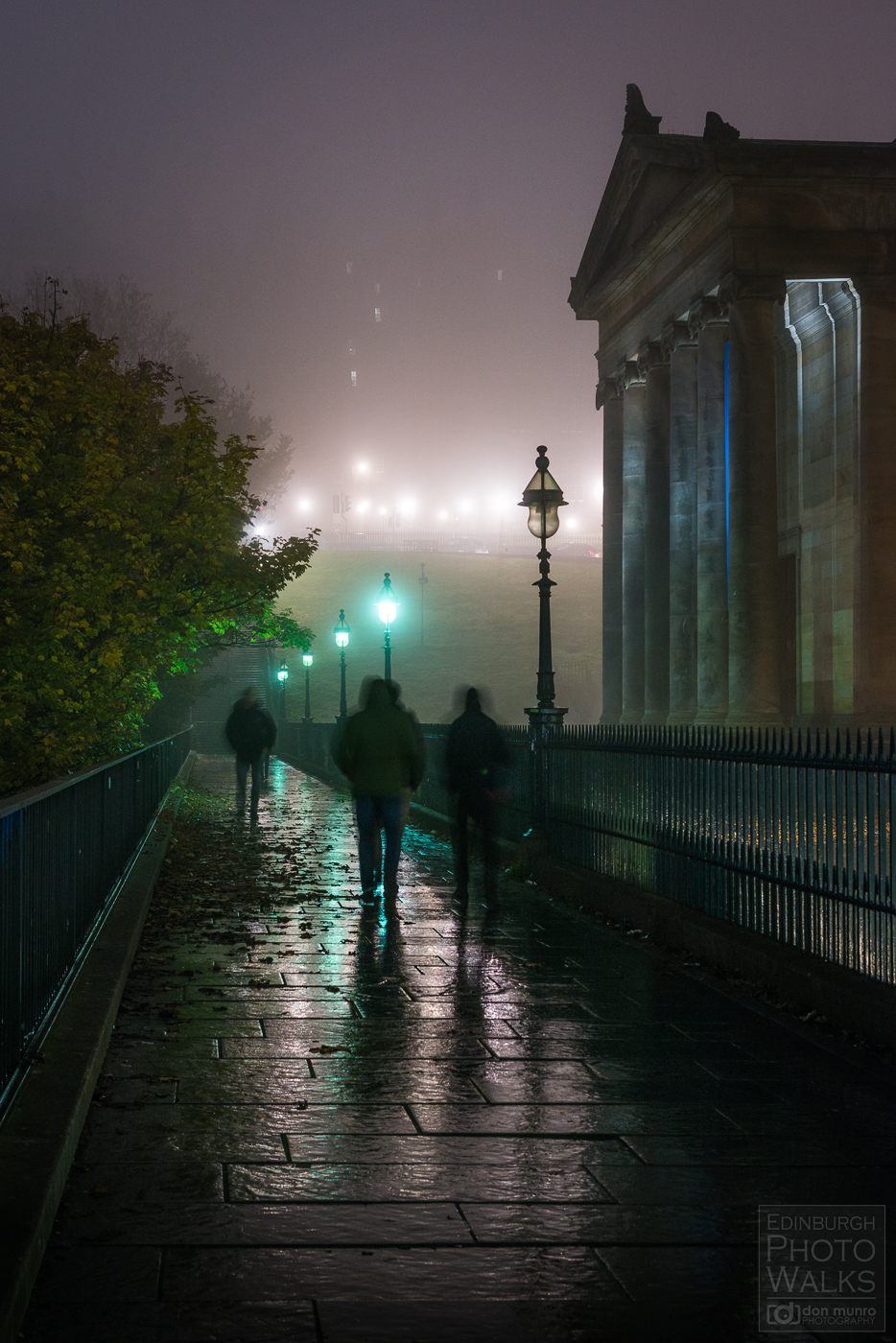 Edinburgh Area Edinburgh Photo Walks