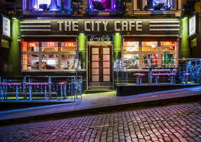 The City Cafe