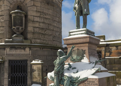 Scottish-American Soldiers Monument